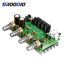 купить TDA7056 Audio Amplifier 2.0 Channel 2*25W Stereo Amplifiers USB Charging Car Computer DIY Power Amplifier Board DC 12V-15V дешево