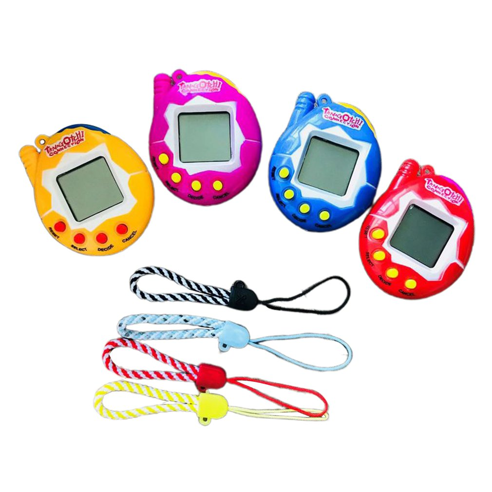 Classic Electronic Pet Toy Fun Virtual Network Toy Pet Development Game Machine Children Creative Gifts
