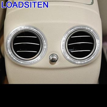 Decorative Auto Modified Automovil Interior Mouldings Covers Sticker Strip Decoration 16 17 18 19 FOR Mercedes Benz GLC Class