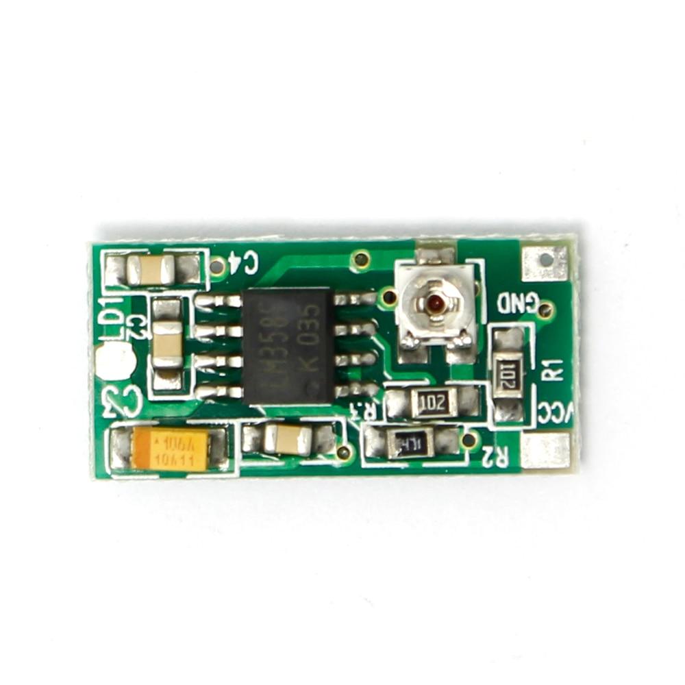 635nm 650nm 808nm 980nm Laser Diode Driver Board Drive 5V Supply 50-300ma