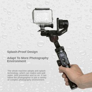 Image 4 - FeiyuTech Feiyu G6 Max 3 Axis Handheld Camera Gimbal Stabilizer for iPhone Samsung GoPro Hero 7 6 5 Mirrorless camera Pocket Cam