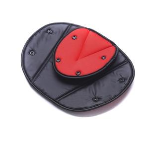 Image 4 - 車の安全シートベルトアジャスター車の安全ベルト調節装置三角赤ちゃんの子保護プロテクター車のアクセサリー