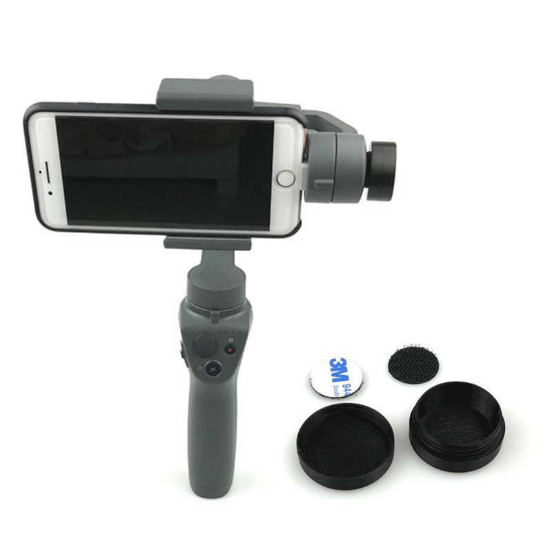 Osmo Mobile 2 Accessories Handheld Gimbal Stabilizer Weight Counterbalance Balanced Adapter Box Case For DJI Osmo Mobile 2 1