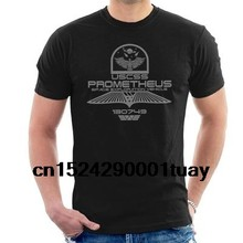 Alien USCSS Prometheus Men's T-Shirt XS Fashion Summer T-Shirt(China)