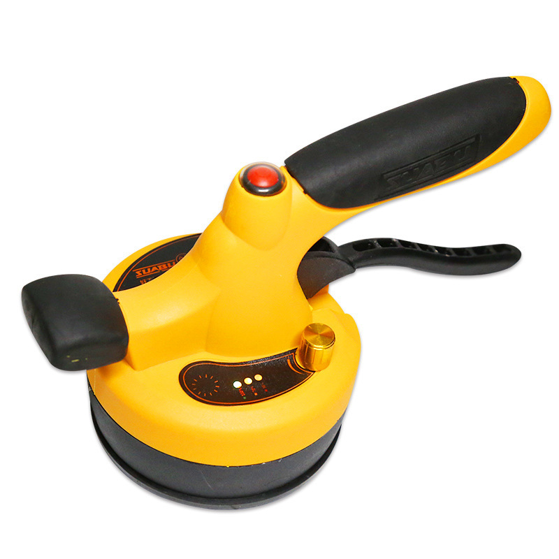 Chargable Tiling Machine Wireless Tile Leveling Machine Tools Tile Floor Portable Power Tool Wall Tile Vibration Leveling Tool