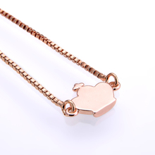 KAMAF 1pcs Crown copper ms opal bracelet accessories for diy bracelet accessories, make charm accessories, gifts for women