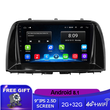9 #8221 IPS For Mazda CX5 CX-5 CX 5 2012 2015 Car Radio Multimedia Video Player Navigation GPS Android 8 1 No 2din Dvd Player cheap EXACME Double Din 4*45W Android 8 0 JPEG Metal+ABS 1024*600 FM Transmitter Radio Tuner Built-in GPS MP3 Players Mobile Phone