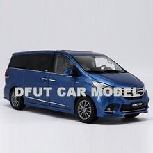 Diecast jouet voiture de sport pour enfants, modèle 1:18 MAXUS G10 MPV, jouet Original autorisé, authentique, cadeau pour enfants