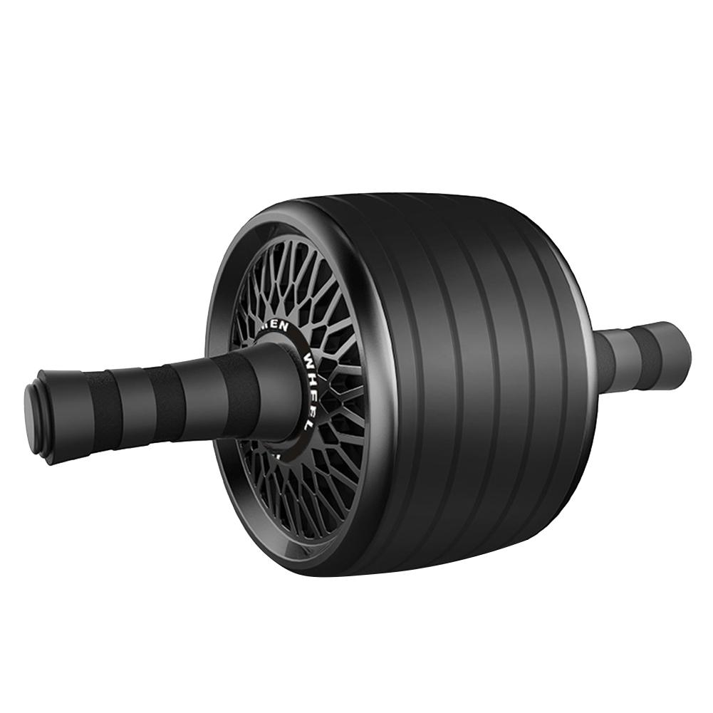 Ab Roller Wheel Sturdy Ab Workout Equipment For Workout Ab Exercise Equipment Used At Home Workout Equipment For Men & Women image
