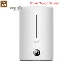 מקורי Xiaomi Mijia Deerma 5L אוויר אדים מגע גרסה 35db שקט אוויר טיהור עבור חדרים ממוזגים משרד ביתי