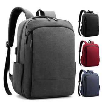Men Multifunction Anti Theft Backpack 15.6 Inch USB Charging Laptop Backpacks Waterproof Schoolbag Business Travel Bags for