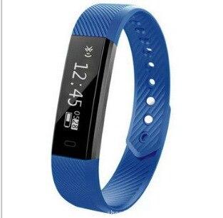 Smart Bluetooth Smartband Monitor WristWatch