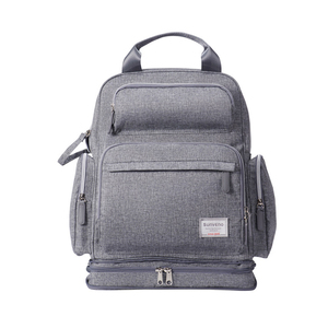 Image 5 - Sunveno Large Capacity Diaper Bag Fashion Maternity Baby Bag Backpack Stylish Stroller Baby Diaper Bag For Mom