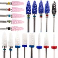 Фрезы для маникюра и педикюра, электрическая машинка для ногтей, фрезер для искусства ногтей, аппарат Feecy