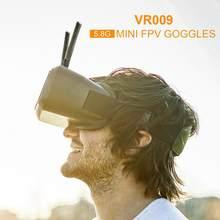VR009 FPV Brille 5,8G 40CH 3 zoll 480x320 Video Headset HD DVR Vielfalt FPV Brille für Kamera drohnen & Zubehör