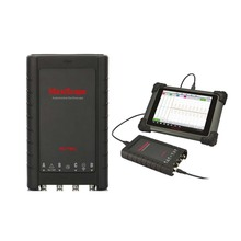 цена на Autel MaxiScope MP408 4 channel automotive oscilloscope basic kit from china Works with Maxisys Tool oscilloscope