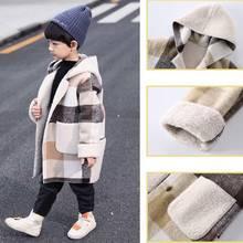 Fashion New Children Boys Hooded Jackets Coat 2019 New Autum