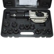 Электрические обжимные плоскогубцы 16-400мм2 портативная линия давления гидравлические щипцы для обжима головки Гидравлические инструменты