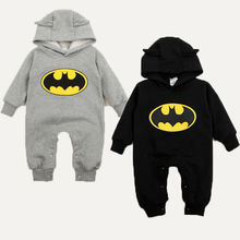 цена Children Clothing 2019 Autumn Winter Toddler Boys Clothes Batman Costume Outfits Kids Clothes Girls Suit For Boys Clothing Sets в интернет-магазинах