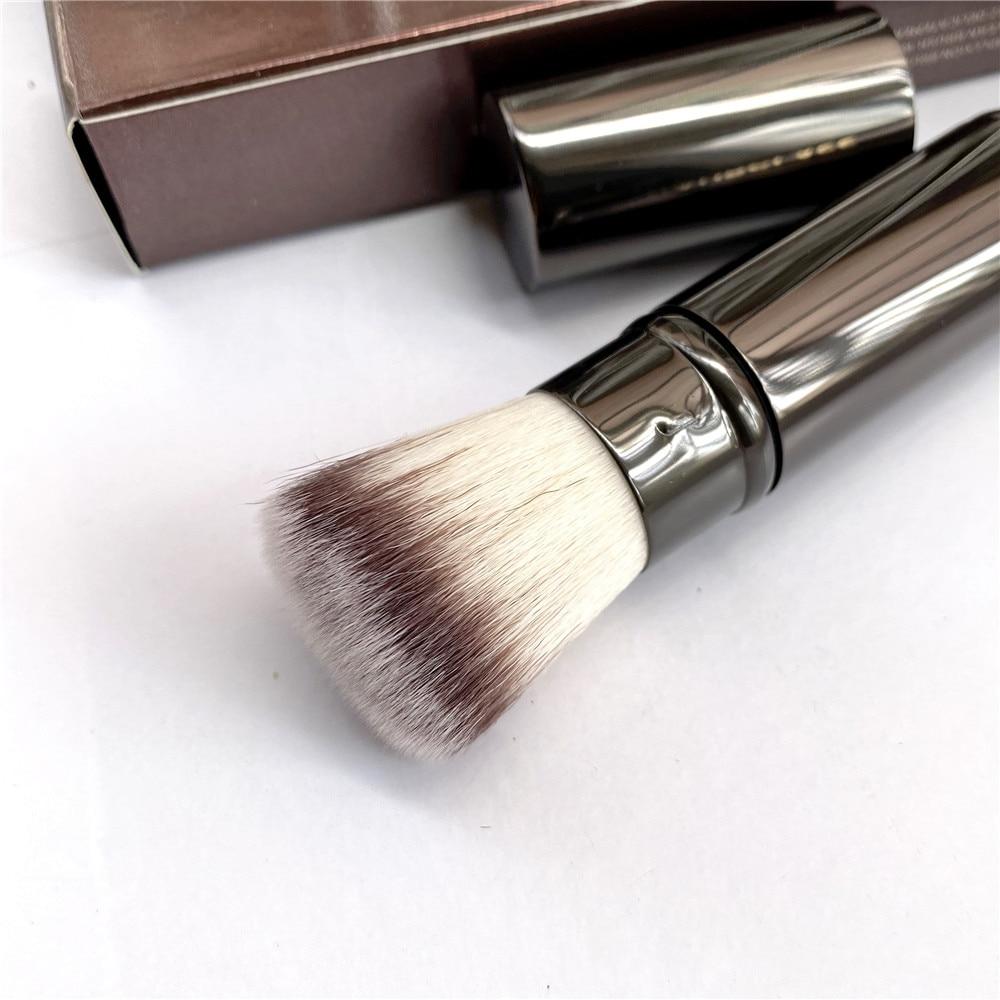 po blush fundacao corretivo cosmeticos escova ferramentas 05