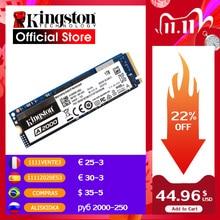 كينغستون جديد A2000 NVMe PCIe M.2 2280 SSD 250GB 500GB 1 تيرا بايت محرك أقراص الحالة الصلبة الداخلية قرص صلب SFF لأجهزة الكمبيوتر المحمول Ultrabook