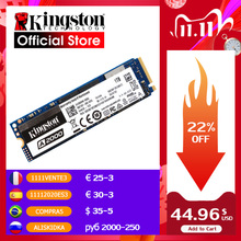 Kingston Nieuwe A2000 Nvme Pcie M.2 2280 Ssd 250Gb 500Gb 1Tb Interne Solid State Drive Harde Schijf sff Voor Pc Notebook Ultrabook