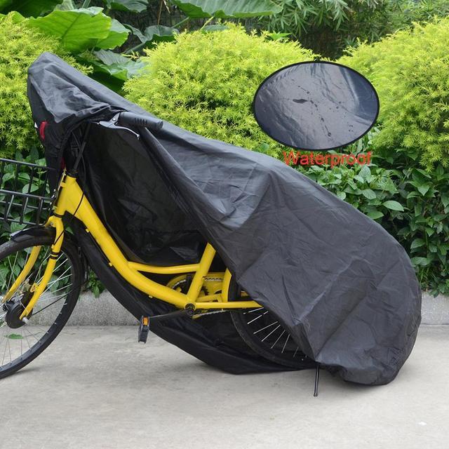 Motorcycle Heavy Duty Rain Cover 4