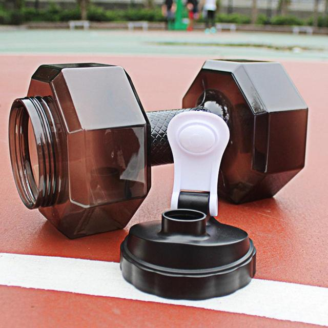 Sports Dumbbell Water Bottle  6