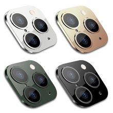 Камера наклейка на рассеиватель из титанового сплава Защитная пленка для iPhone X/XS/XSMAX Второе изменение 11 Pro Аксессуары