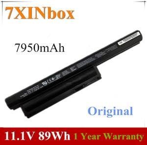 7XINbox 11.1V 7950mAh Original VGP-BPL26 VGP-BPS26 VGP-BPS26A Battery For Sony VPCCA C CA CB EG EH EJ CB VPCEG VPCEH VPCEJ VPCCB