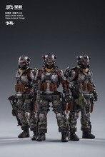 Joytoy jt0173 esqueleto forças dupla foice esquadrão 1/18 figura de ação conjunto 3