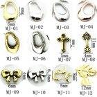 50Pcs/Lot metal nail...
