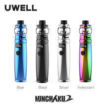 UWELL Nunchaku 2 Kit 5-100 W  5ML Tank supports 18650/20700/21700 batteries E-cigarette Vape
