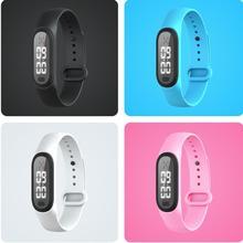 Bracelet Watch Mosquito-Repellent Kids Wristband Ultrasonic Adult