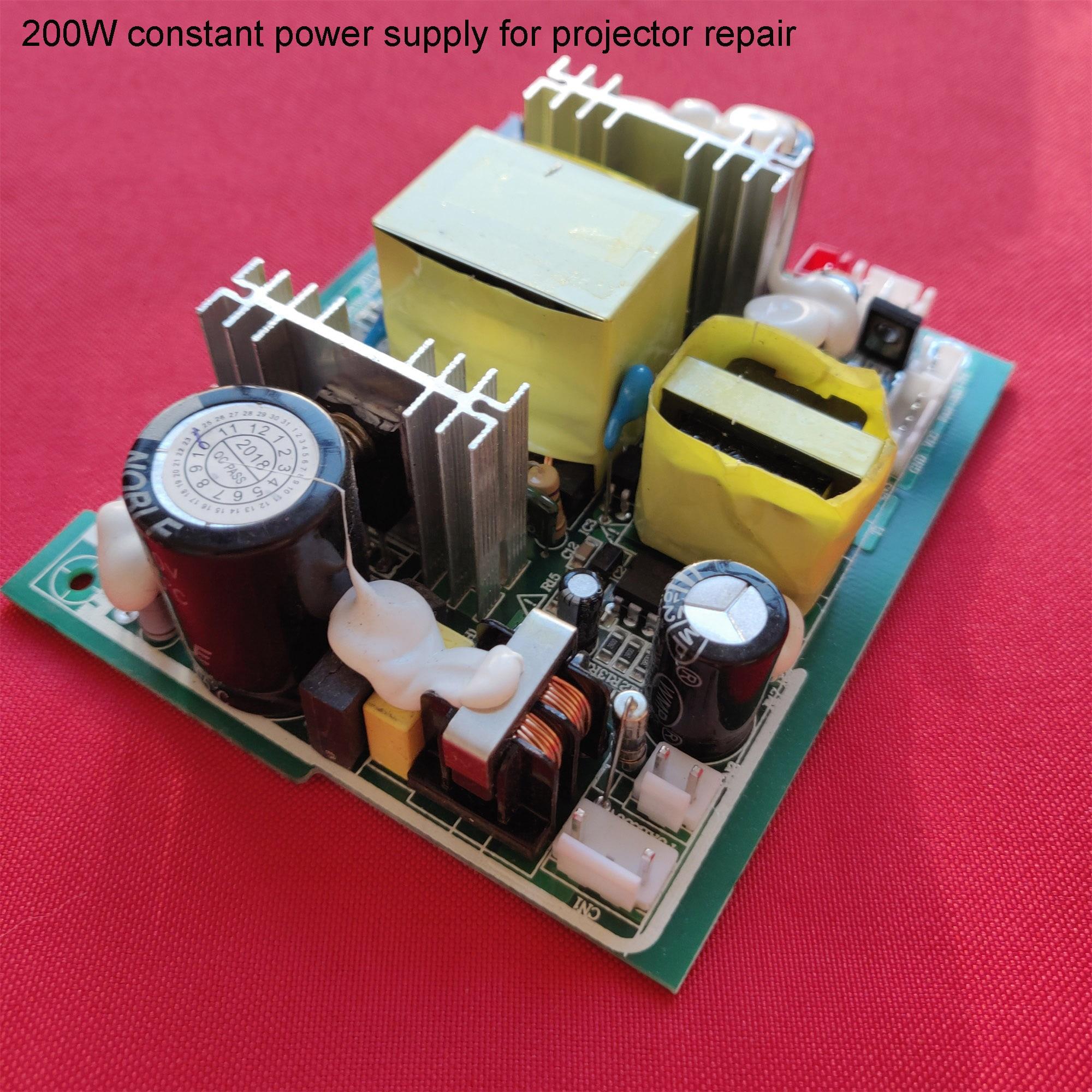 200 Вт постоянный источник питания для ремонта проектора Rigal Poner Saund EUG