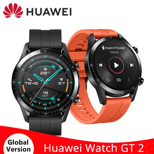 HUAWEI Smartwatch Heart-Rate-Tracker Android Global-Version Ios for 2-Gt2 14-Days Blood-Oxygen