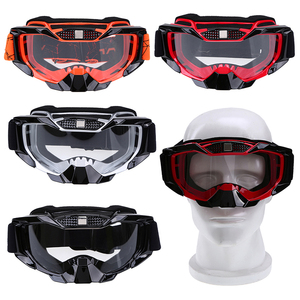 Image 5 - POSSBAY Motorcycle Dirt Bike Racing Goggles MX Off Road Glasses Motorbike Outdoor Sport Oculos Cycling Goggles Motocross Gafas