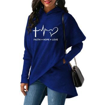 Μπλούζα CrossFaith Hope Love Γυναικείες Μπλούζες Ρούχα MSOW