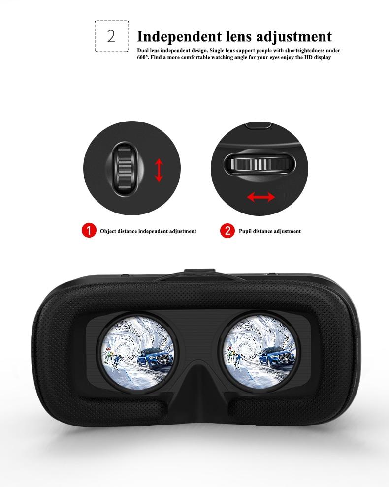 VR Shinecon G06A VR BOX 4