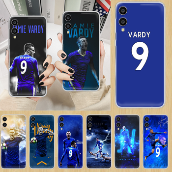 Jamie Vardy soccer football Phone Case hull For HUAWEI honor nova v 5 7 8 9 10 20 30 C A X Lite Pro transparent bumper fashion image