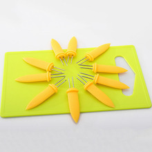 Forks Corn-Holders Barbecue-Tools Kitchen-Gadgets Multi-Function Camping-Accessories
