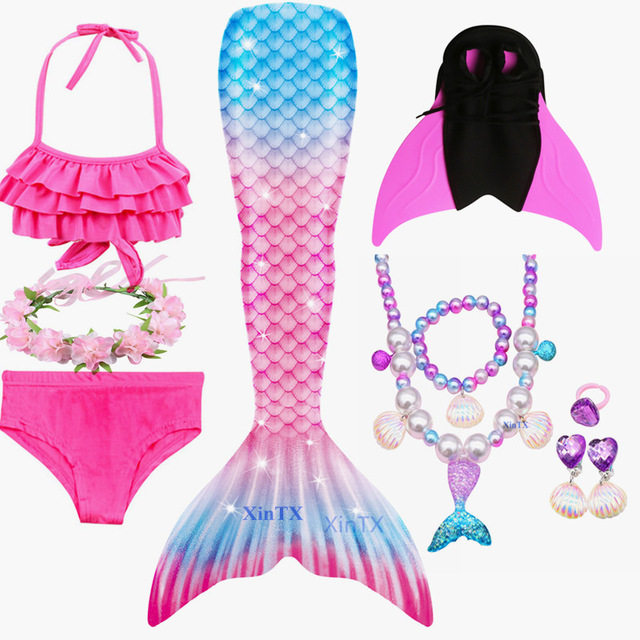 NEW-Arrival-Fancy-Mermaid-tails-with-No-Fins-Monofin-Flipper-mermaid-swimming-tails-for-Kids-Girls.jpg_640x640 (4)