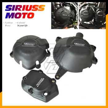 Motorcycle Engine Protection Water Pump Cover Kit Case for GB Racing for Kawasaki NINJA Z900 2017 2018 2019 - DISCOUNT ITEM  15% OFF All Category