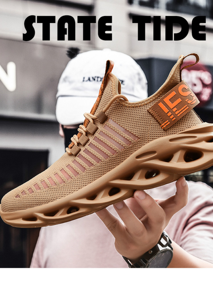AODLEE Men Shoes Light Fashion Sneakers Comfortable Outdoor Casual