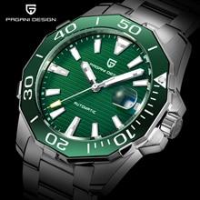2019 PAGANI DESIGN fashion Men Watches Luxury Brand Chronograph Sport Business Waterproof Quartz Wrist Watch Men Clock Male цена и фото