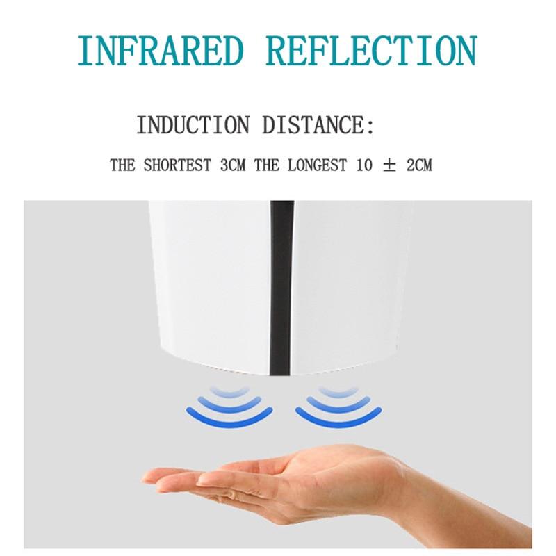 New Automatic Disinfection Machine Alcohol Sprayer Sensor Soap Dispenser Non-contact Wall-mounted Hand Washing Foam Machine