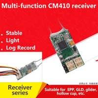 Dsmx DSM2 Fernbedienung Empfänger Für Spektrum DX6I DX18 DX8 DX9 DEVO10 Sender, REDCON CM410X-4Ch empfänger PPM JST 2,4G