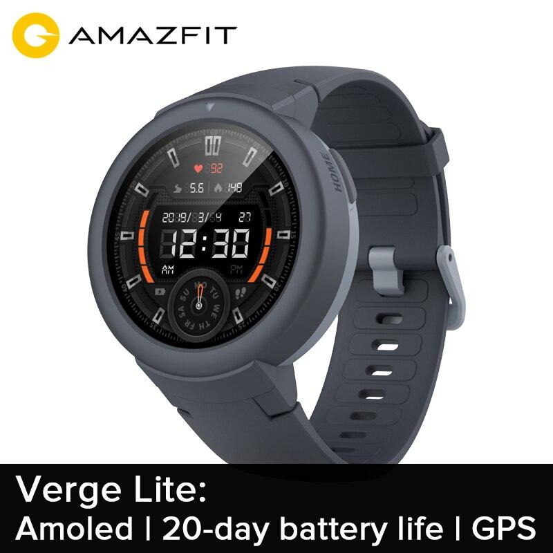 Amazfit Verge Lite English Version GPS Smart Watch 1.3