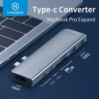 Lettore di schede HDMI-compatibile PD che carica 4K HD per MacBook Pro U