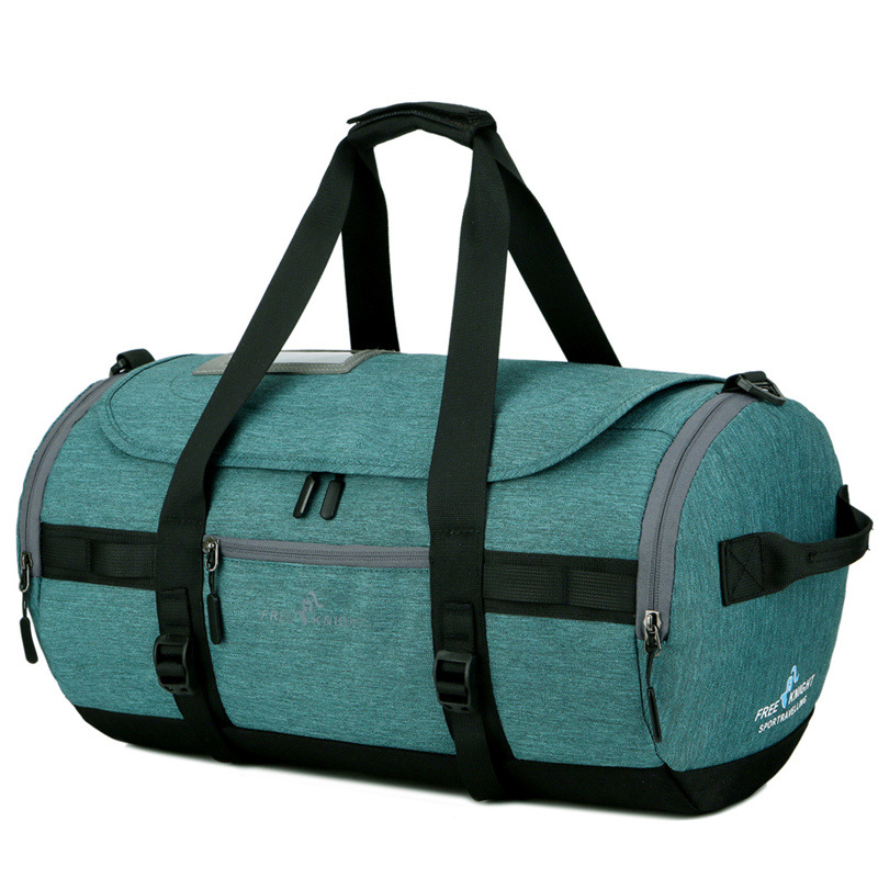 Travel Bag Customizable Hand Gym Bag Short Trip Business Trip Backpack Large Capacity Outdoor Sports Shoulder Bag Backpack